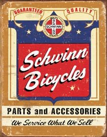 Schwinn Bicycles Parts and Accessories