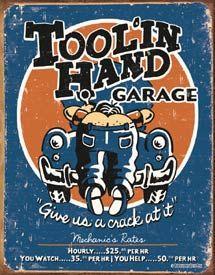 Tool'in Hand Garage