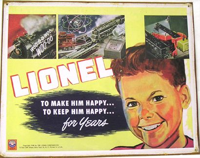 Lionel - To Make Him Happy...