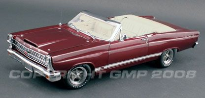 Ford Fairlane GT 1967 Convertible