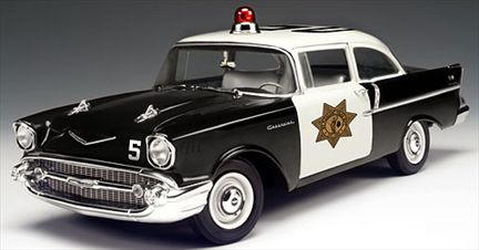 Chevrolet 1957 150 Utility Sedan Police **Low Stock**