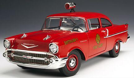 Chevrolet 1957 150 Utility Sedan Fire Chief **1 left**