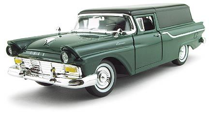 1957 Ford Courier Sedan Delivery