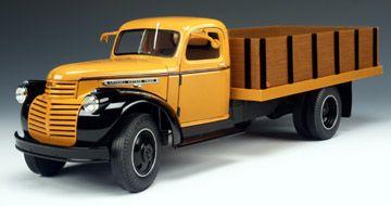 GMC 1946 Grain Truck