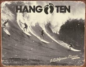 Hang Ten - A California Classic