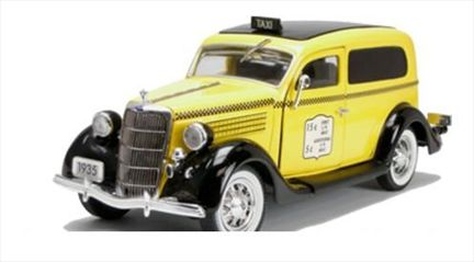 Ford 1935 Sedan Delivery
