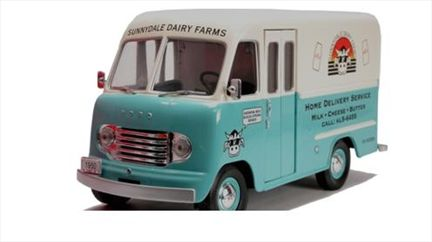Ford 1950 Step Van