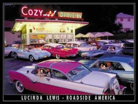 Lucinda Lewis - Cozy Drive-In