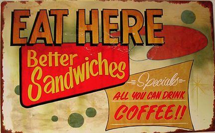 Eat Here - Better Sandwiches