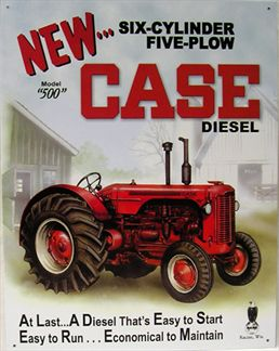 Case Diesel Model 500