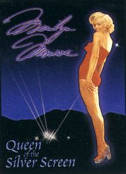 Marilyn Monroe Queen Of The Silver Screen