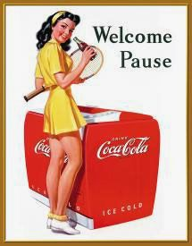 COKE - Welcome Pause Tennis