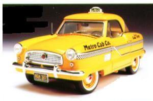 1959 Metropolitan 1500 Taxi