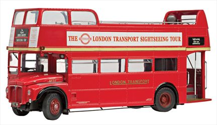 Autobus RouteMaster London Transport