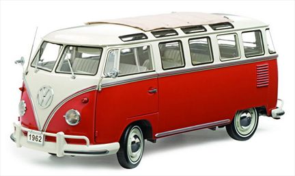1962 Volkswagen Samba-Bus