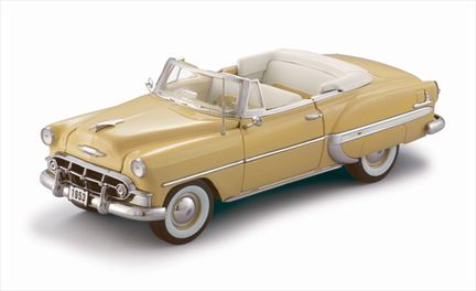 1953 Chevrolet Bel Air Convertible **Last One**