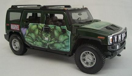 2003 Hulk Hummer H2