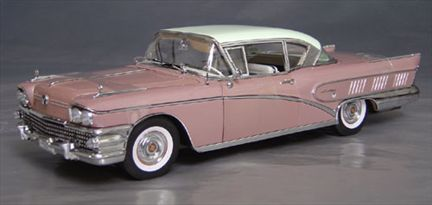 1958 Buick Limited Riviera **LAST ONE**