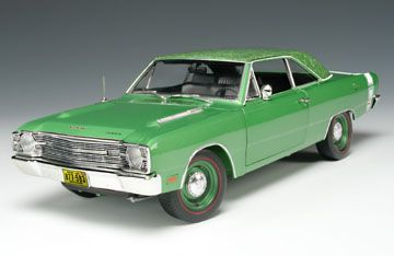 Dodge Dart GTS 383 Mod Top 1969