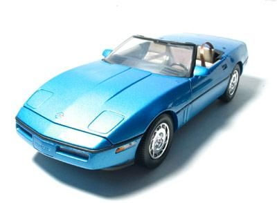Chevrolet Corvette 1986 Convertible