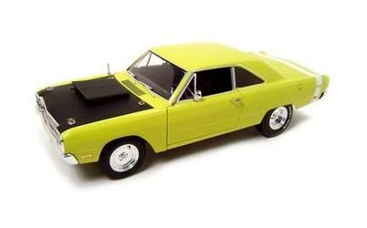 Dodge Dart 1969 SuperStock, Limité 1 de 600