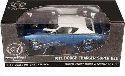 Dodge Charger Super Bee 1971 Chase Car