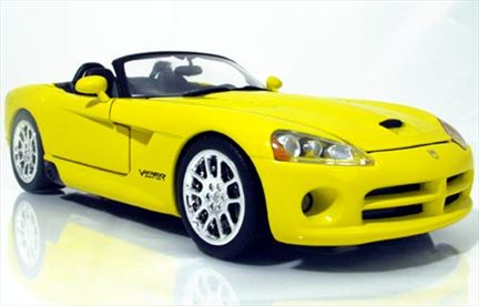 Dodge Viper SRT-10 2003, The Fast And The Furious
