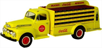 Coca-Cola Ford Bottler's Truck 1951