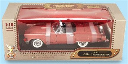 1957 Ford Thunderbird Décapotable