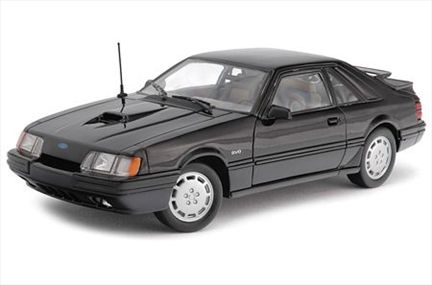 1986 Ford Mustang SVO