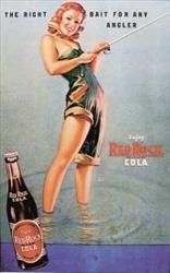 Enjoy Red Rock cola