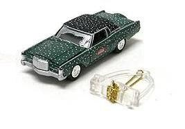 Ornament Coca-Cola Lincoln Continental Mark III 1969
