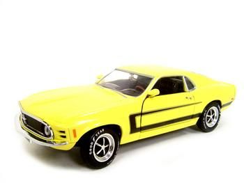 Ford Mustang Grabber 1970 **Last one**