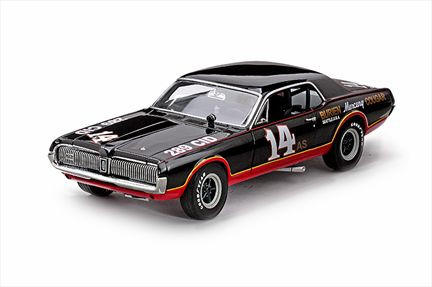 Mercury Cougar 1967 SCCA Trans-Am