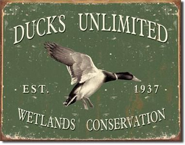 Ducks Unlimited - Since 1937