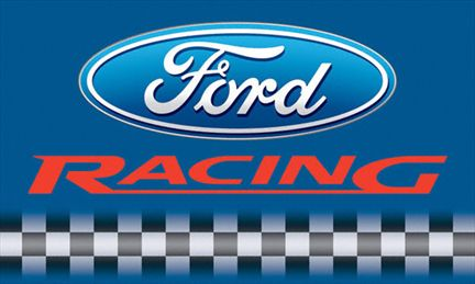 Drapeau Ford Racing