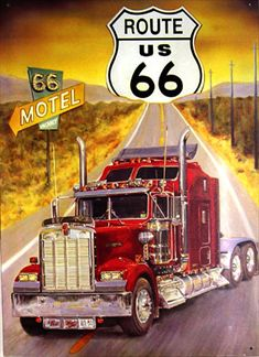 Route US 66 Truck