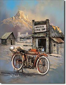 Blaylock- Apache High Speed - INDIAN