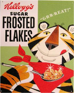 Kellogg's - Sugar Frosted Flakes