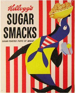 Kellogg's - Sugar Smacks