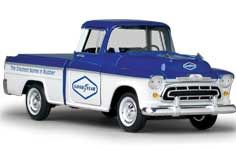 Chevrolet 1957 Goodyear Service Truck