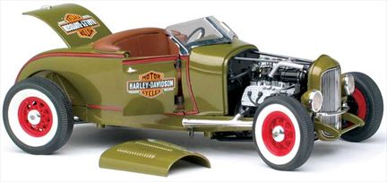 Ford Hot Rod 1929 Harley-Davidson