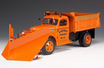 GMC Truck w/Baker