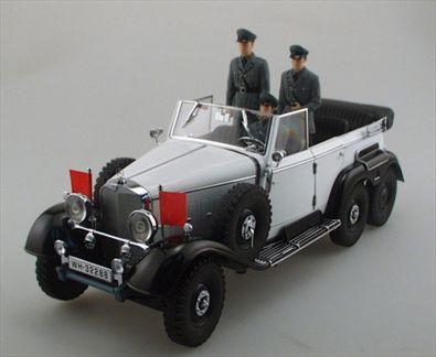 Mercedes-Benz G4 1938 convertible