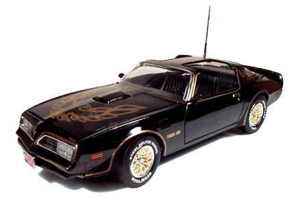 Pontiac Trans Am 1977  Smokey And The Bandit