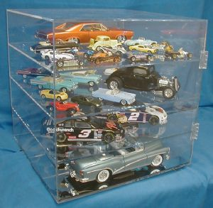 Turnable Display for 1/18 and smaller