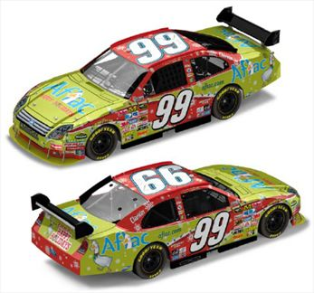 Carl Edwards #99 Aflac Sam Bass Holiday 2008