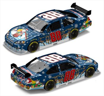 Dale Earnhardt Jr. #88 Sam Bass Holiday 2008