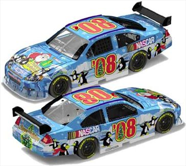 Program Car Sam Bass Holiday 2008 LIMITED