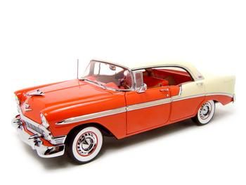 Chevrolet Bel Air 1956 4-Door Hardtop